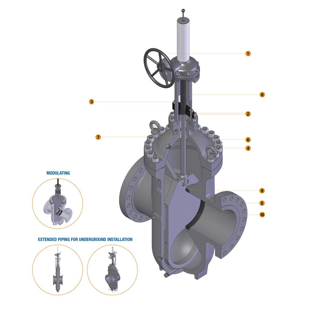 Orion valves single disc gate valves pooptronica Images